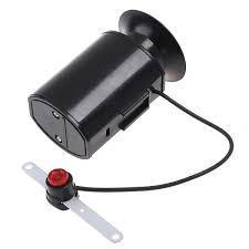 Електронний дзвінок для велосипеда, виносна кнопка