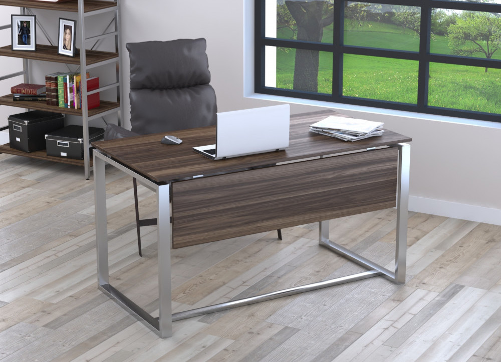 Письменный стол Q-135 с царгой Loft Design