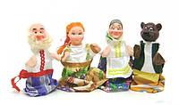 Кукольный домашний театр Маша и медведь