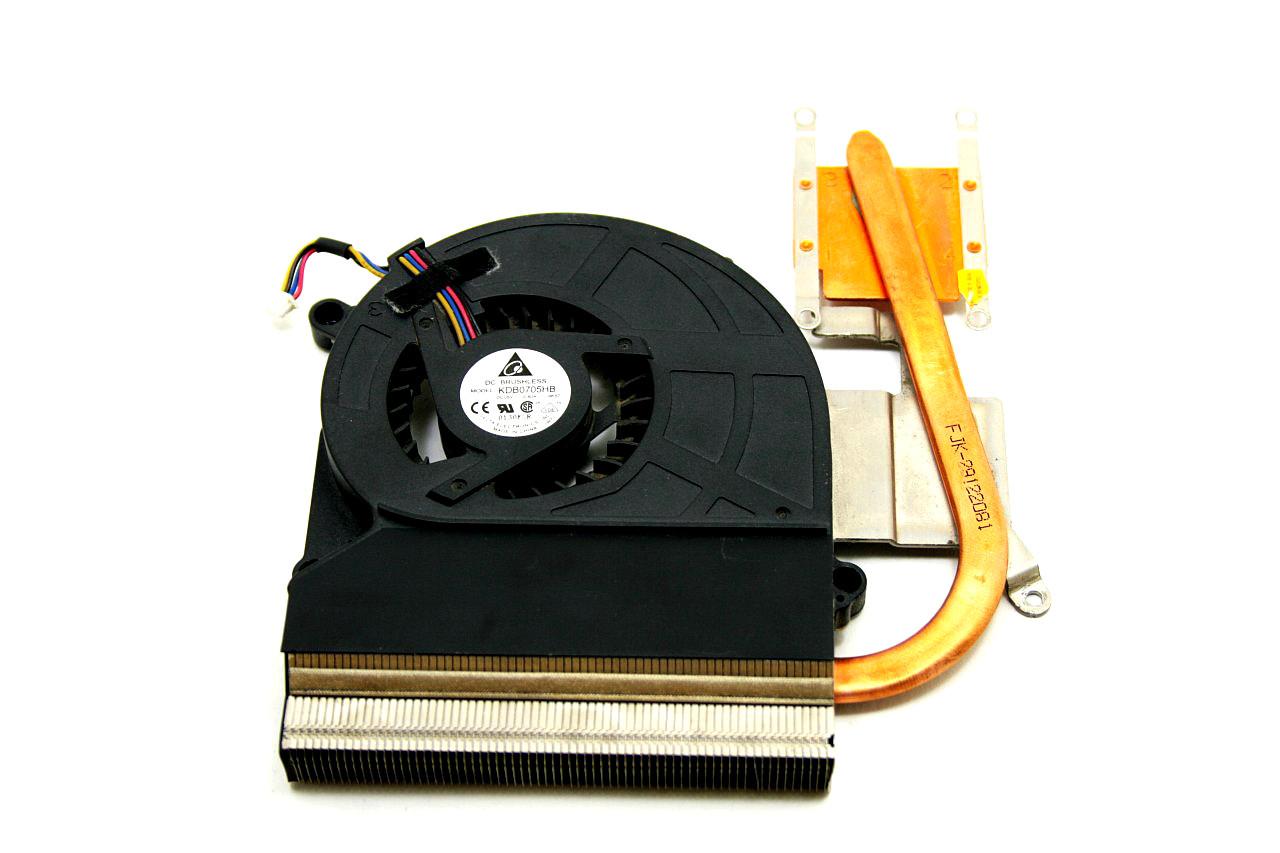 Система охлаждениядля ноутбука ASUS K50I