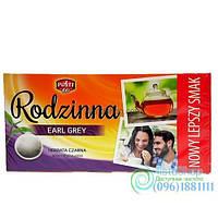 Чай Черный Rodzinna Earl Grey 104 Пакетика