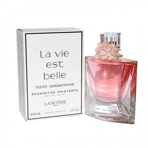 Тестер женский Lancome La Vie Est Belle Bouquet de Printemps Edition Limitee, 75 мл