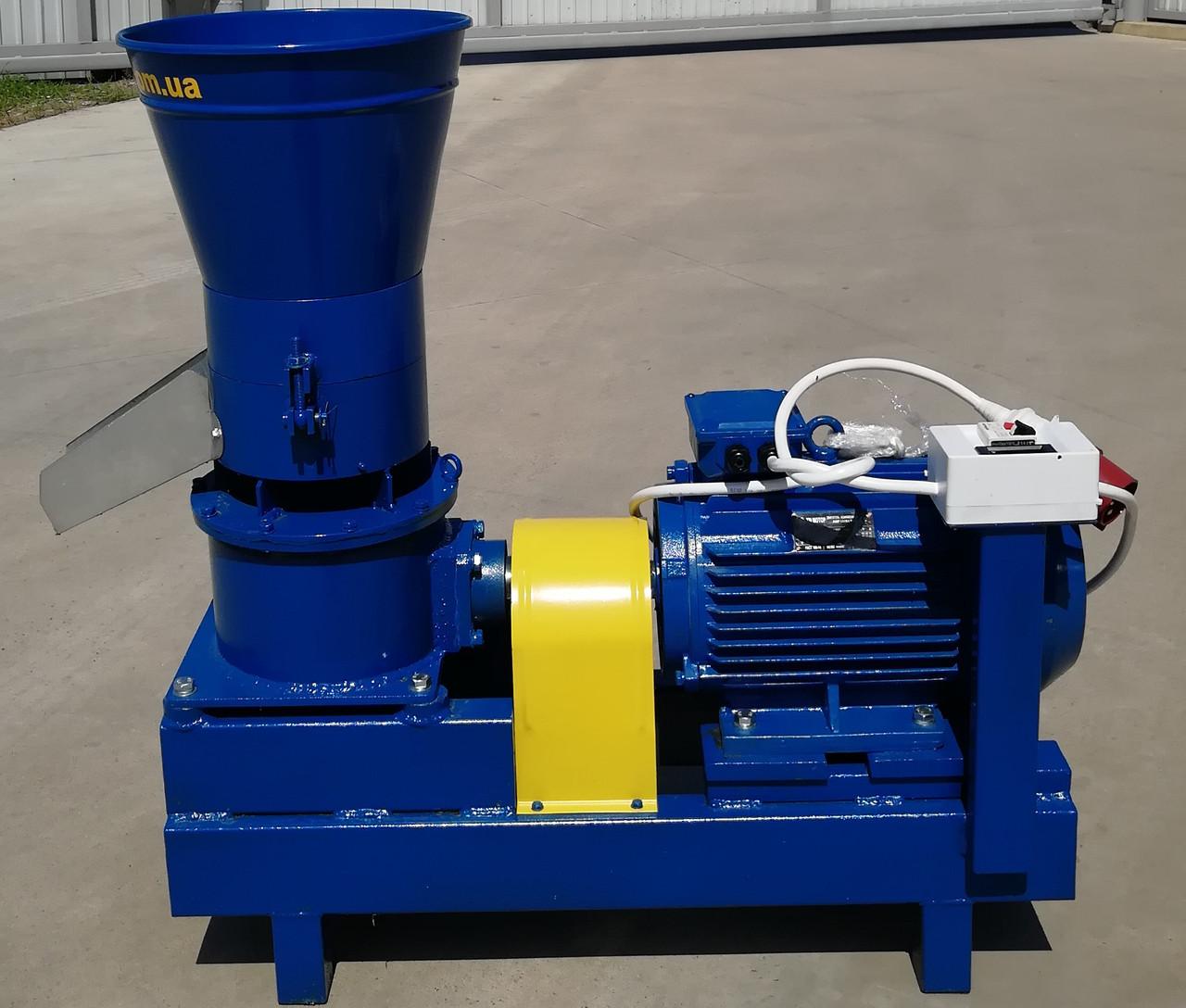 Гранулятор корма Артмаш 380В, мощность двигателя 11 кВт