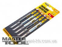 MasterTool  Пильное полотно для чистых пропилов 5шт (T301CD) , Арт.: 14-2804