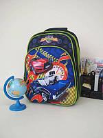 Рюкзак с анатомической спинкой для школьника 40*30*19 см, фото 1