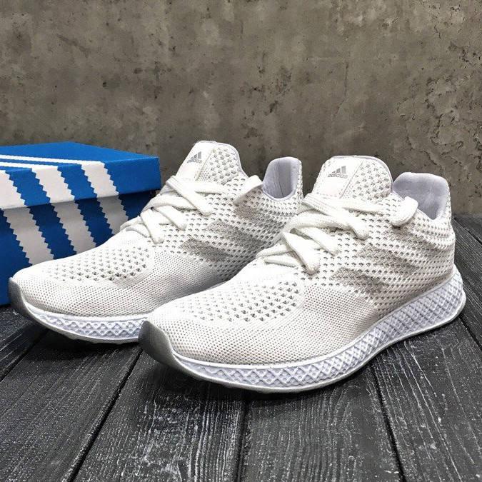 Adidas 3D Boost White (реплика)