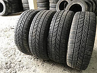 Шины бу зима 215/65R16C Bridgestone Blizzak LM-18c комплект 5,5-6мм