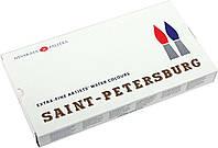 Краски акварельные Санкт- Петербург 24 цвета (350035)