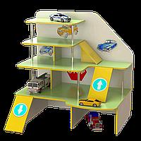 Стенка детская игровая Design Service Паркинг (570)
