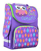 Ранец школьный каркасный  PG-11 Owl  31*26*14 554458  Smart