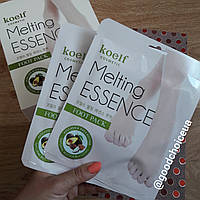 Маска для ног Koelf Melting Essence Foot Pack