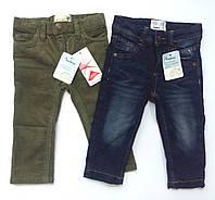 Вельветовые штаны р.74/80 Impidimpi (Германия)