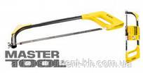 MasterTool  Ножовка по металлу 250-300 мм металическая рукоятка, эргономичная накладка, Арт.: 14-2226