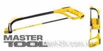 MasterTool  Ножовка по металлу 250-300 мм, 2 flex полотна, металическая рукоятка, эргономичная накладка, Арт.: 14-2227
