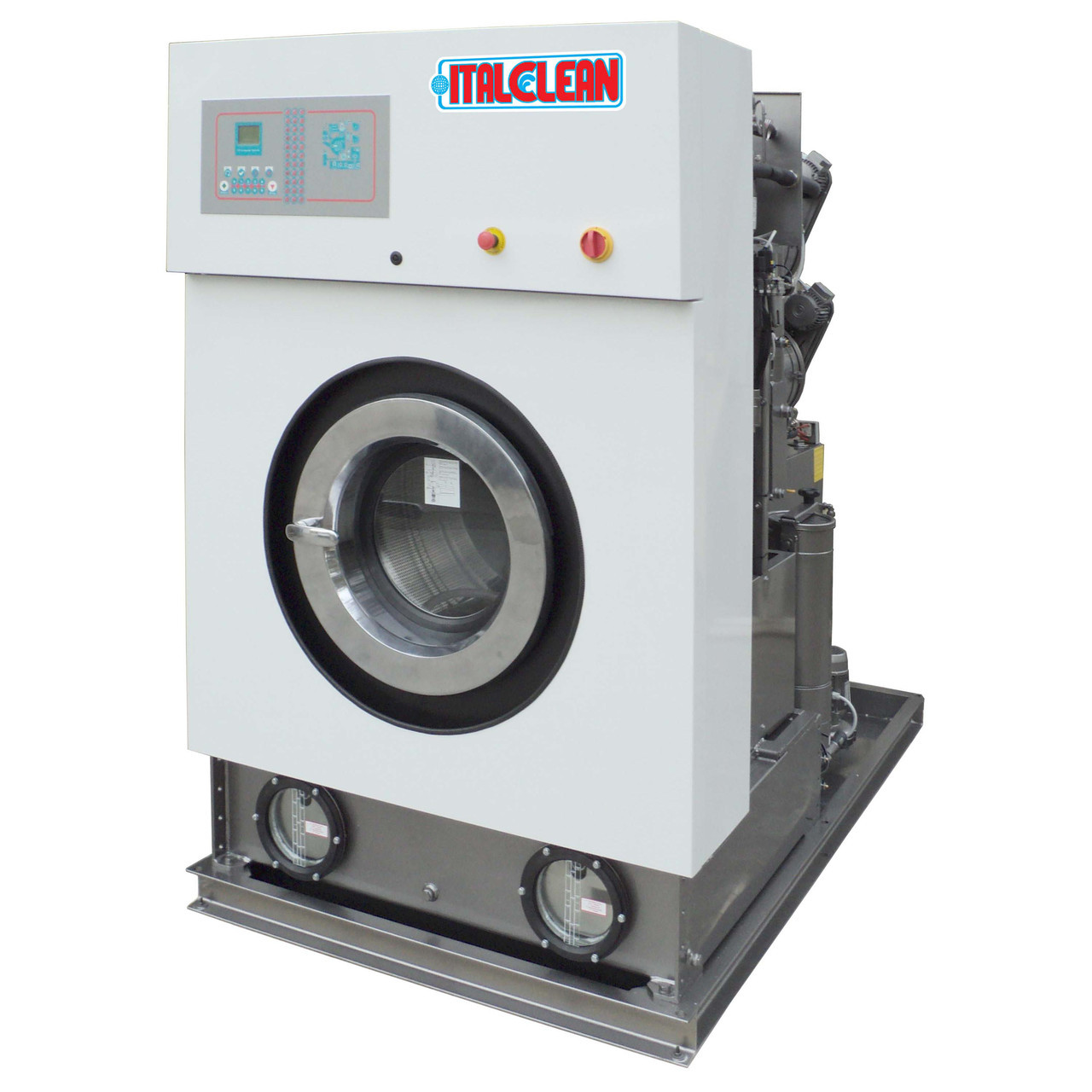Машины химчистки Multisolvent without distillation DRYTECH 300 – 360 – 500 NS / SOFT MOUNTED / NO STILL
