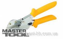 MasterTool  Ножницы для резки пластиковых профилей с транспортиром, Арт.: 01-0200