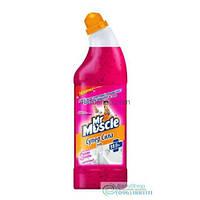 Чистящий Гель Универсальный С Микрогранулами Mr Muscle Супер Сила Цветочный 1 Л