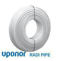 Труба для отопления и водоснабжения Uponor PE-Xa Radi Pipe 16x2,2 / PN10, фото 2