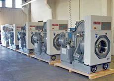 ITALCLEAN: идеальная система для химчистки и прачечной