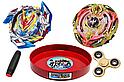 Бейблейд набор Valtryek V4 + Trident + Mokuru + Spinner