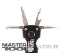 MasterTool  Мультитул-брелок 5-в-1, Арт.: 79-0025