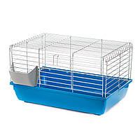 Клетка из цинка для кроликов InterZoo Rabbit 60 Zinc Folding G073 (580*380*340 мм)