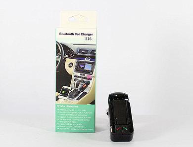 Трансмиттер FM MOD. CM-S16BL+Bluetooth