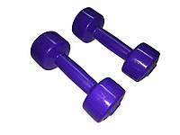 Гантели для фитнеса Naprolom 2*1,5кг