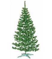 Ель зеленая искусственная  250 см.