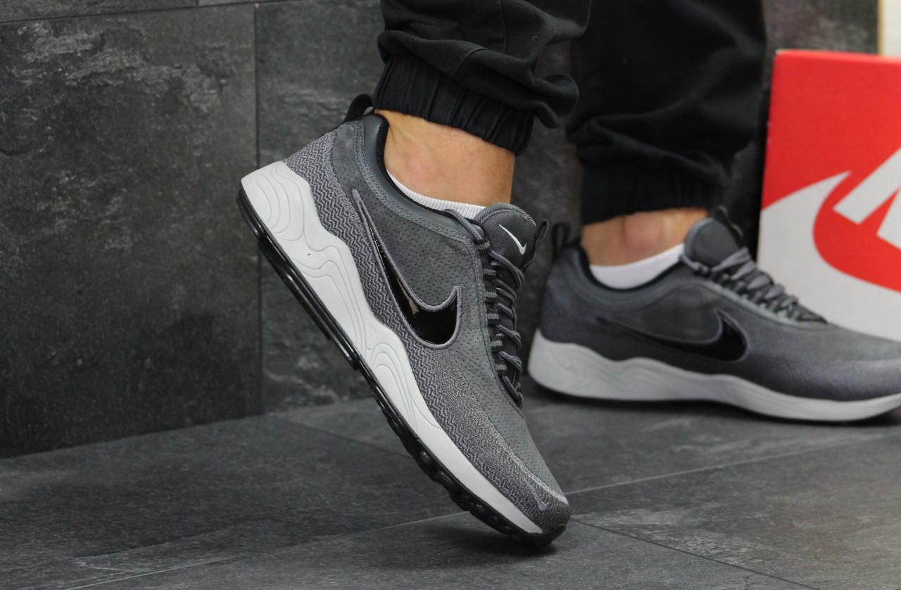 Кроссовки мужские Nike серые ( Реплика ААА+) - bonny-style в Хмельницком da5a6b0aa00fc