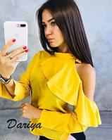 """Женская рубашка """"0129"""" (р. 42 - 46) купить в розницу по оптовой цене"""