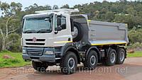 Запчасти к грузовым автомобилям TATRA UDS