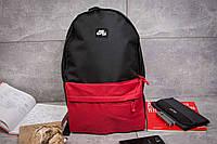 Рюкзак унисекс Nike, красные (90092),  [  1  ]