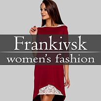 Маллет - загадкове плаття, коротке спереду довге ззаду. Frankivsk women's fashion