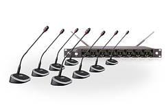 Конференционные микрофоны