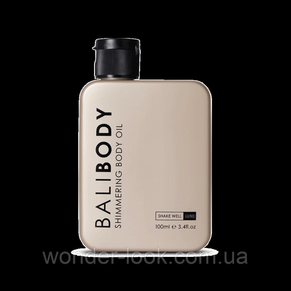 Мерцающее масло для тела Bali Body Shimmering Body Oil