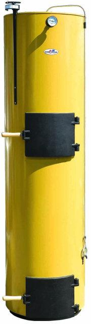 Дровяной котел длительного горения Stropuva S20 (Стропува С20)