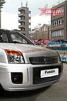 Декоративные элементы решетки радиатора d10 Союз 96 на Ford Fusion 2006-2013