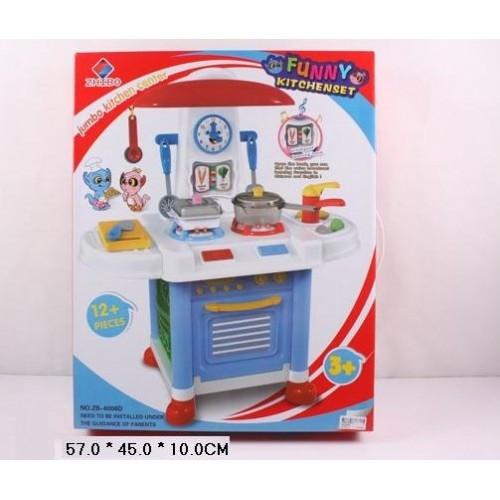 Кухня для девочки муз свет ZB-6006D