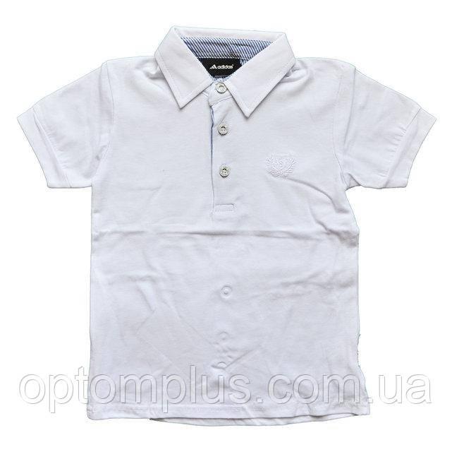 5acde5b0f0e Купить Белая рубашка для мальчиков (1-4 лет) купить от склада оптом ...