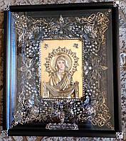 Элитная икона Божьей Матери Покров , фото 1