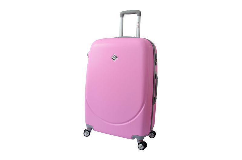 f9ba3ead269d Дорожный чемодан Bonro Smile набор 3 штуки розовый  продажа, цена в ...