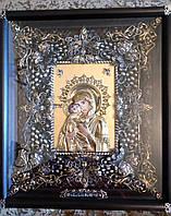 Элитная икона Владимирская Божья Матерь , фото 1