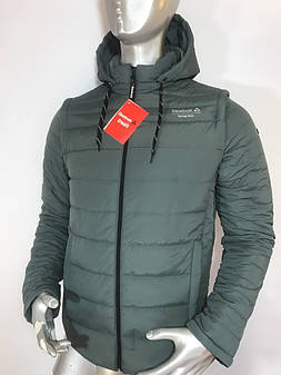 Куртка трансформер Reebok