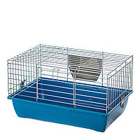 Клетка для кролика G230 из цинка InterZoo Rabbit 50 (500*280*270мм)