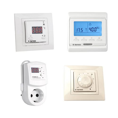 Терморегуляторы для инфракрасных панелей и других систем отопления