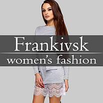 Сукні з трикотажу поєднують абсолютний комфорт і ідеальну посадку по фігурі. Frankivsk Fashion