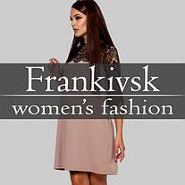 Сукня з дайвінгу підкреслить досконалість жіночої фігури. Frankivsk Fashion