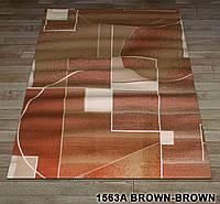 Ковер Super Elmas 1563a-brown-brown(1)