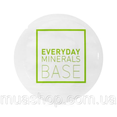 Увлажняющая минеральная основа под макияж Everyday Minerals Jojoba Base (пробник), фото 2